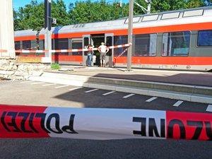 Attaque dans un train suisse: deux morts dont l'assaillant, pas du terrorisme