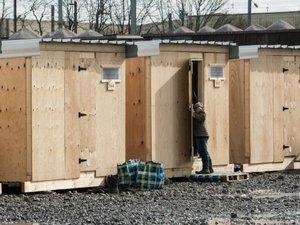 Camp de Grande-Synthe: deux migrants blessés par balles