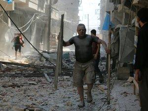 Syrie: 19 civils tués dans des frappes sur la partie rebelle d'Alep