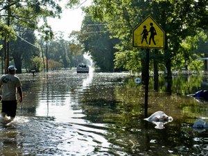 La Louisiane en partie sous les eaux: au moins onze morts, 40.000 maisons affectées