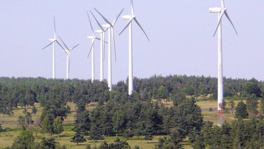 Contrairement à l'Aveyron, la Lozère autorise l'implantation d'éolienne au-delà de 1000m d'altitude.