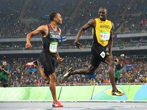 JO-2016: Bolt acte II, au milieu des affaires