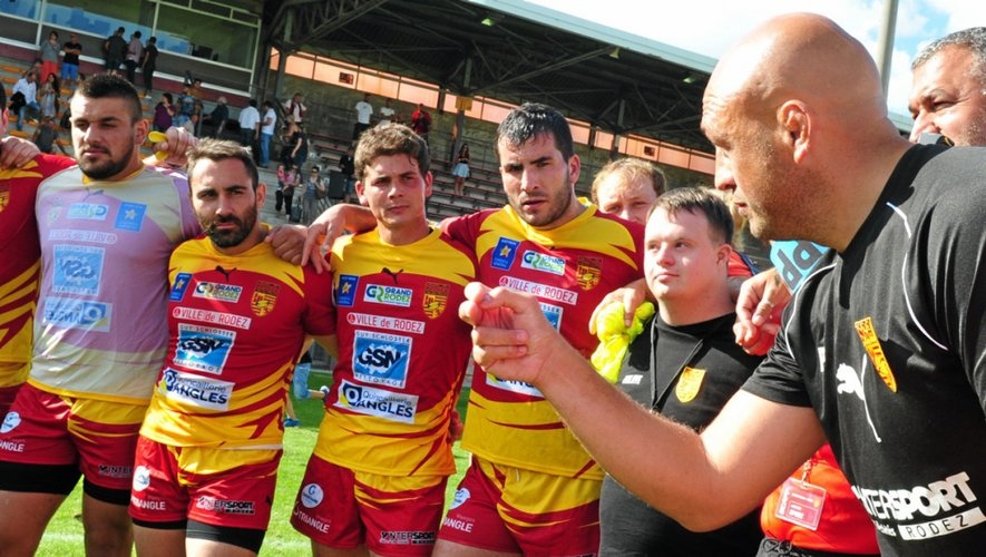 Rugby: première défaite pour Rodez hier soir à Vannes