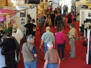 Rieupeyroux: la foire-expo du Haut Ségala peut être fière de son accueil