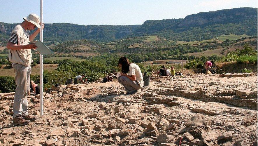 Le site a été occupé pendant 400 ans environ, du VIII au IVe environ avant d'être abandonné.