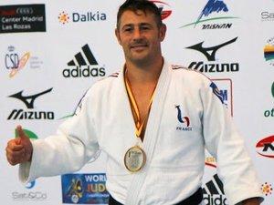 Le Ruthénois Christophe Lepretre champion du monde de judo
