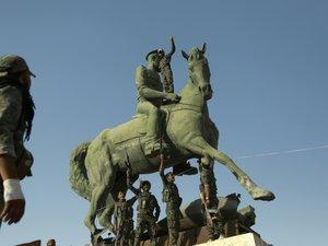 Hassaké, ville clé pour les Kurdes et le régime syrien