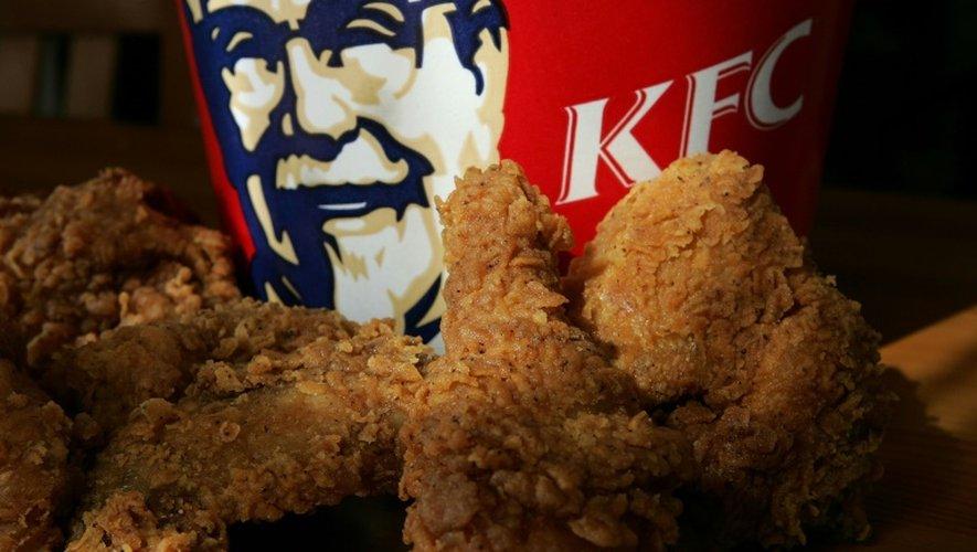 La chaîne KFC affirme que sa recette est bien à l'abri, dans un coffre-fort