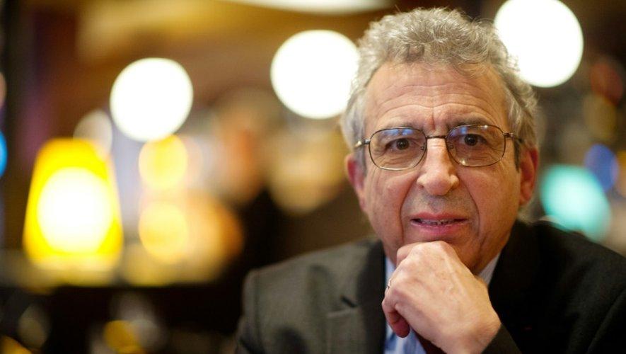 Jean Bauberot, professeur à l'Ecole des Hautes Etudes en Sciences Sociales (EHESS) le 13 février 2012 à Paris