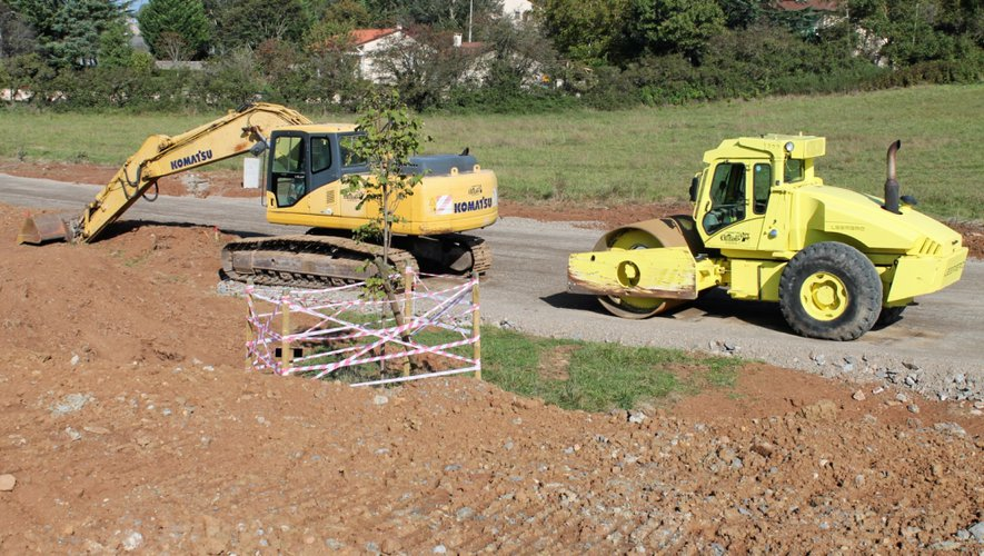 La nouvelle structure de l'Adapeai, située chemin de la Borie-des-Places, derrière le cimetière, sera opérationnelle en 2017.