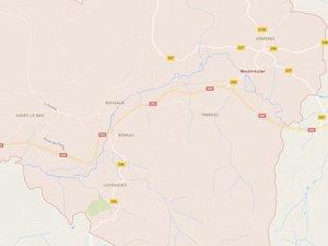 Montrozier : collision entre deux véhicules sur la RN88