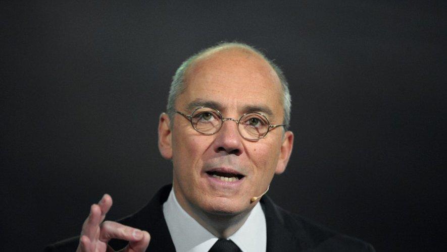 Stéphane Richard le 17 mars 2015 à Paris