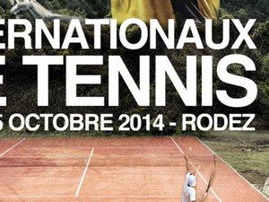 INTERNATIONAUX DE TENNIS DE RODEZ