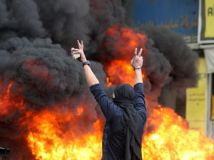 """Territoires palestiniens: appels à un """"vendredi de la révolution"""""""