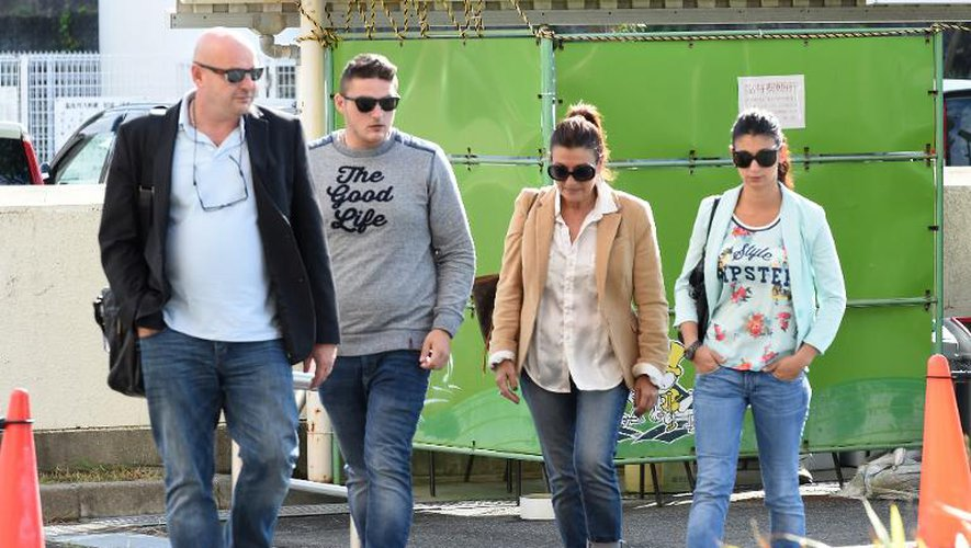 Formule 1: la famille de Bianchi réunie à son chevet à Yokkaichi