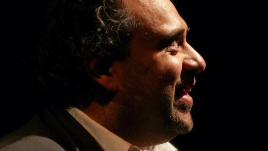 Le comédien Olivier Coyette qui a joué cet été au festival d'Avignon, agrémentera la présentation de la nouvelle programmation.