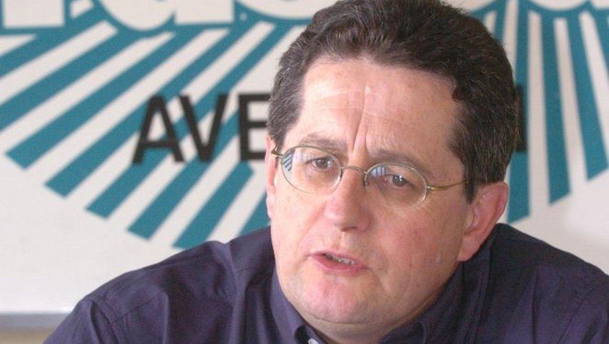 Dominique Barrau, secrétaire général de la FNSEA.