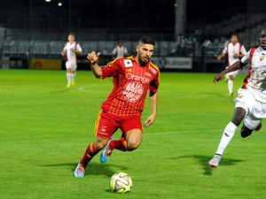 Football : Rodez battu à Martigues