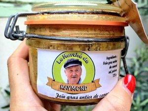 Papy Raymond troque foie gras contre financements