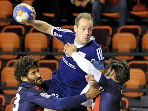 Handball : face à Ajaccio, le Roc renoue avec la victoire