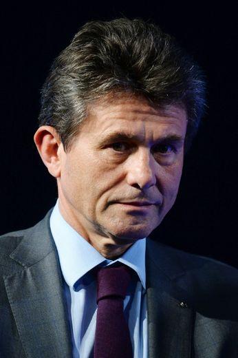 L'ancien PDG d'Axa Henri de Castries à Paris le 23 juin 2016