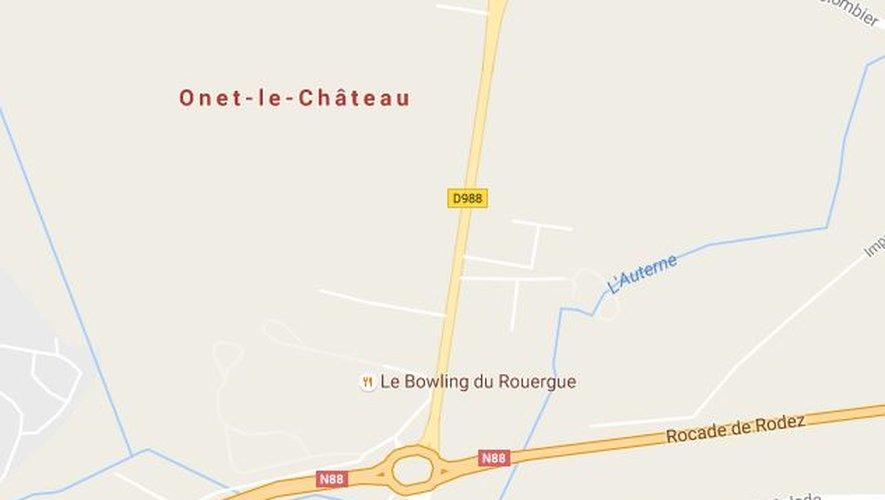 La circulation a été fortement perturbée ce jeudi soir autour de Rodez.