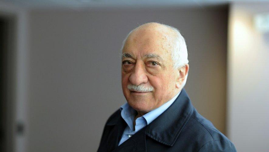 L'ancien imam Fethullah Gülen, à Saylorsburg, le 24 septembre 2013
