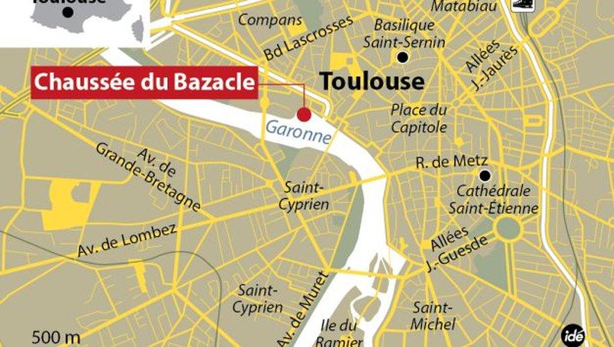 Toulouse : le corps du jeune Aveyronnais repêché dans la Garonne