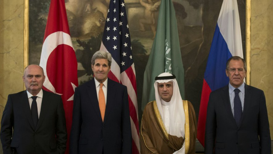 Syrie: Moscou annonce un accord surprise avec la Jordanie