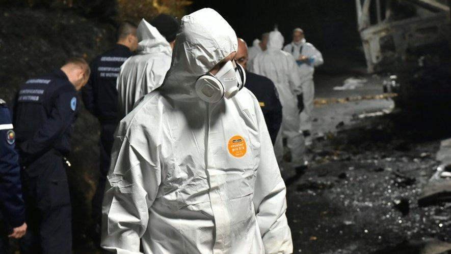 Collision de Puisseguin: bilan encore incertain de 43 morts brûlés vifs