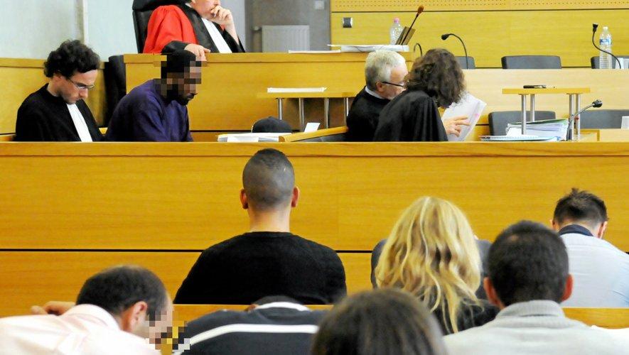 Hier, à Rodez, Garvin Madar est venu témoigner devant la cour d'assises.