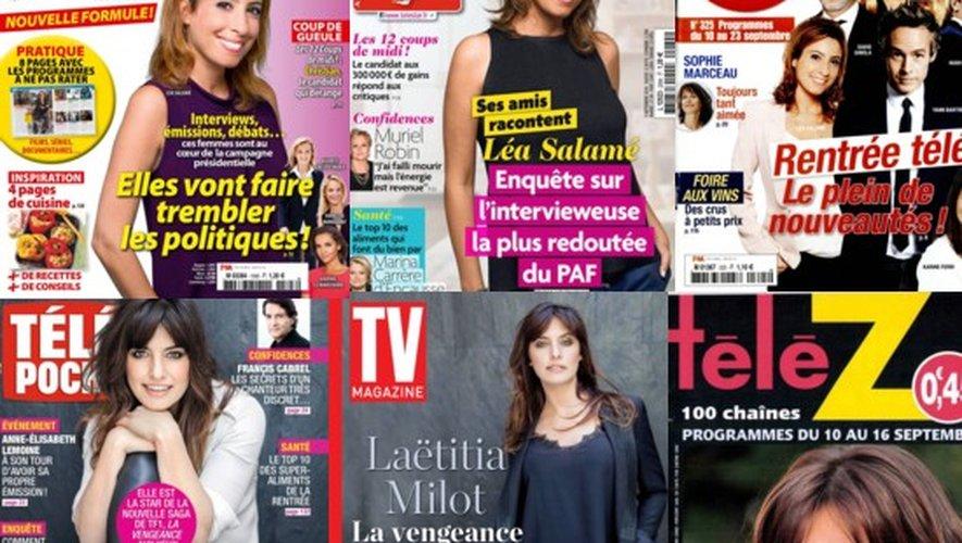 La rentrée de Léa Salamé, Laëtitia Milot, Charlotte Casiraghi, Marion Cotillard…