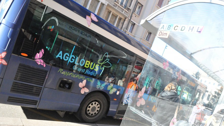 Les faits se sont produits lundi dans un des bus de l'agglomération ruthénoise.