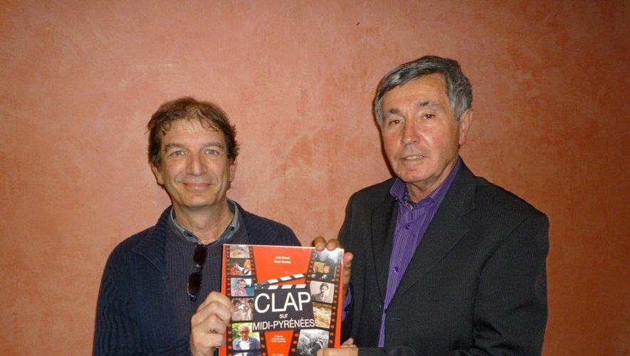 Joël Attard et Henri Beulay dédicaceront leur ouvrage, ce samedi, au festival des Rencontes à la campagne, à Rieupeyroux.