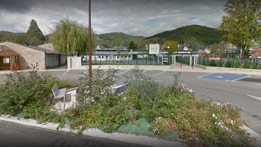 Incendie : école et collège évacués à Saint-Geniez d'Olt