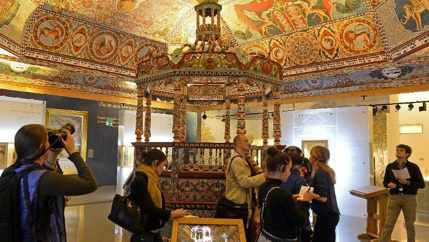 Le Musée de l'histoire des Juifs de Pologne inauguré à Varsovie