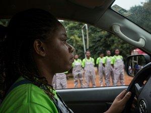 Au Ghana, les femmes prennent le volant et leur vie en mains