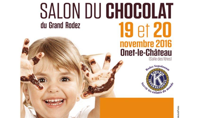 SALON DU CHOCOLAT à Onet-le-Château