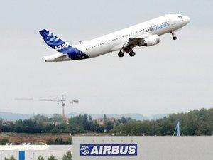 """Airbus va produire plus d'A320 pour répondre à la """"hausse ininterrompue"""" de la demande"""