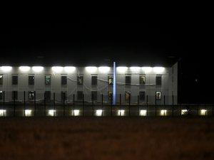 Prison de Vivonne: fin de la mutinerie