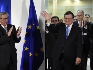 UE: la nouvelle Commission Juncker se met au travail dès lundi