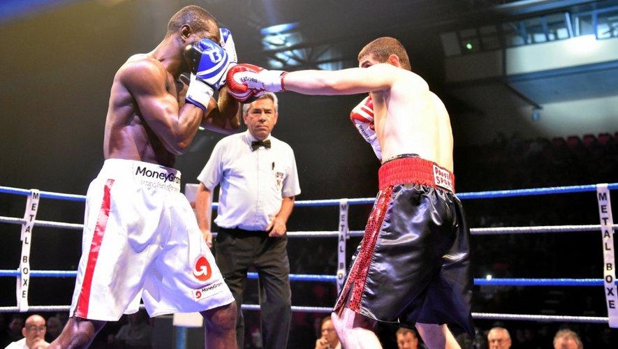 Le gala de boxe, au mois de mai dernier, a grandement contribué à la popularité de la boxe anglaise à Rodez.