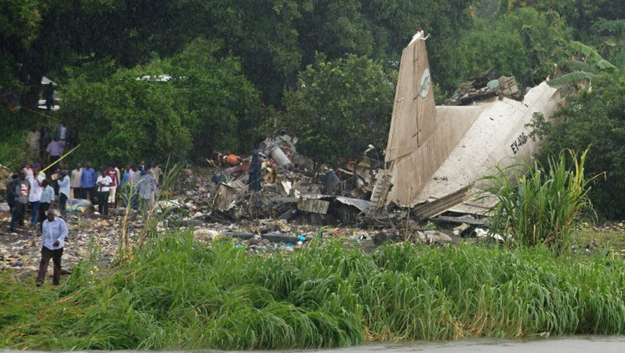 Soudan du Sud: 36 morts dans le crash d'un avion-cargo pas en état de voler