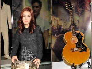 Expo Elvis à Londres