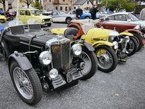 A Réquista, deux jours pour les amateurs de véhicules anciens