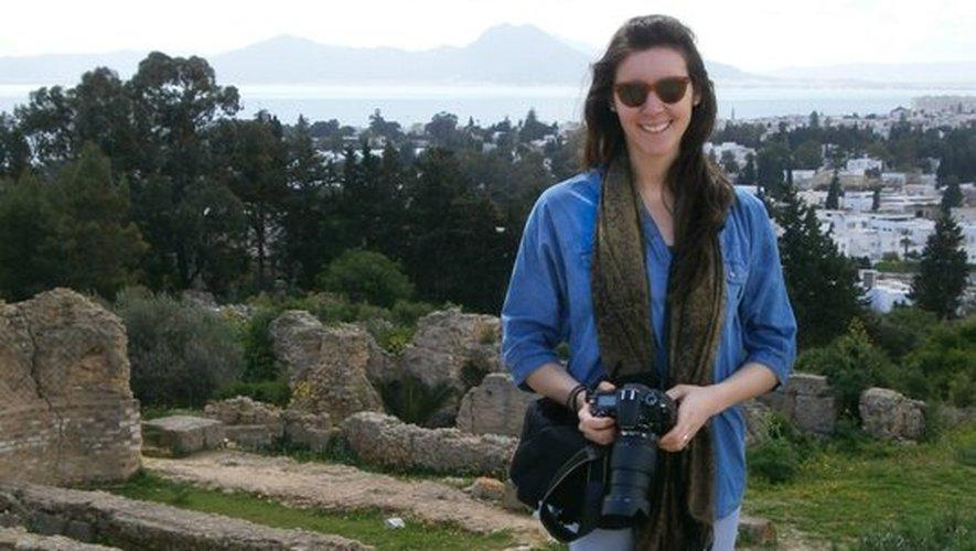 Passionnée de photographie à l'âme aventurière, Adeline Auzuech bouclera ses bagages dans quelques jours.