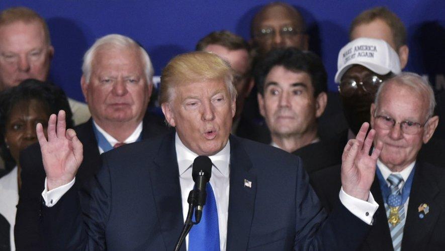 Lors de sa conférence de presse, Donald Trump a reconnu que Barack Obama était bien né aux Etats-Unis