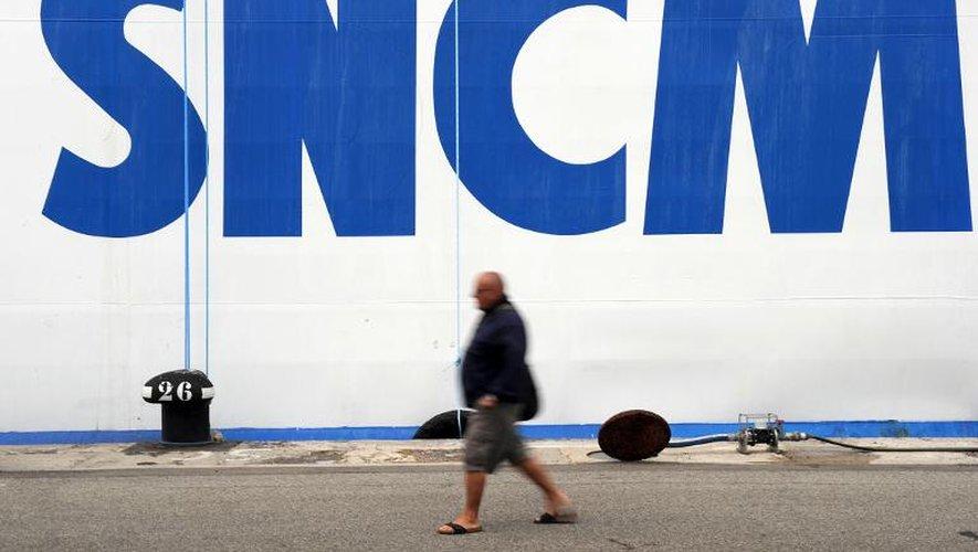 La SNCM, en cessation de paiement, a officiellement déposé le bilan