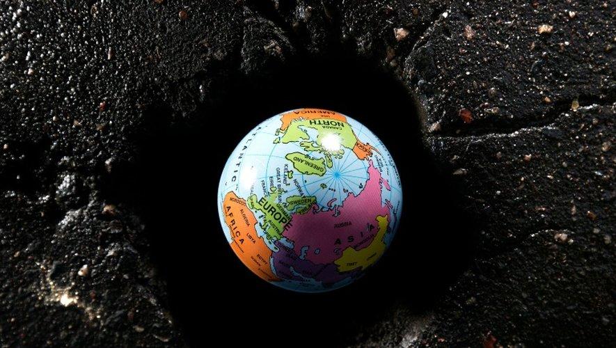 La température moyenne de la planète a déjà gagné 0,8°C depuis l'ère pré-industrielle, sur les +2° que le monde tente de ne pas dépasser.