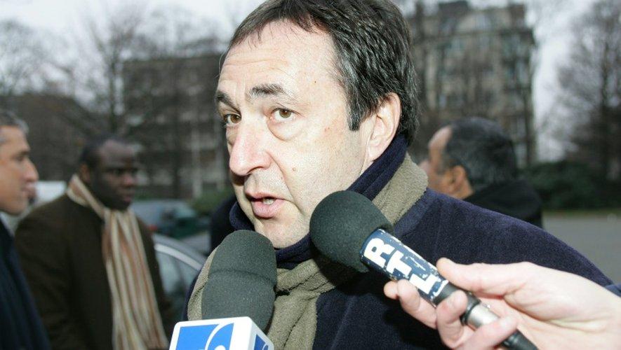 Jean-Pierre Bernes, alors directeur de l'OM, le 13 décembre 2014 à Bruxelles